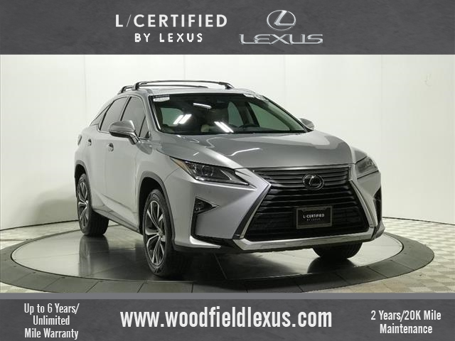 Certified Pre-Owned 2016 Lexus RX 350 4DR AWD