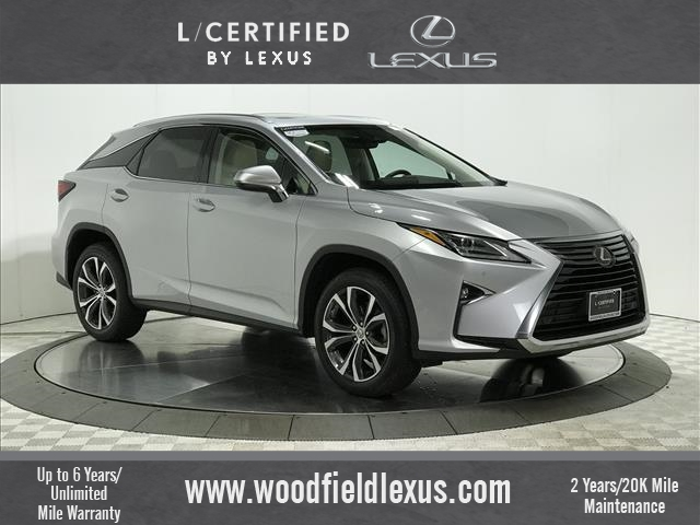 Certified Pre Owned 2017 Lexus RX 350 AWD NAVI