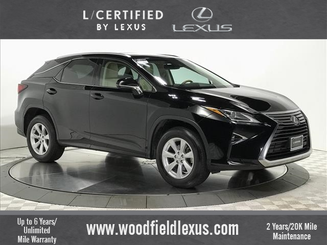 Certified Pre Owned 2016 Lexus Rx 350 Awd Navi