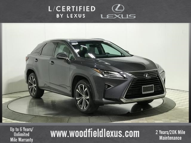 Pre Owned Lexus >> Certified Pre Owned 2017 Lexus Rx 350 Premium Awd Awd 4dr Suv