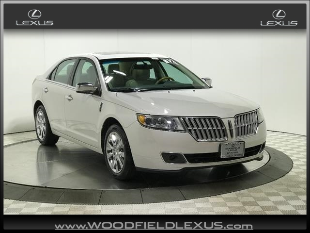 Pre-Owned 2012 Lincoln MKZ FWD 4dr Sedan