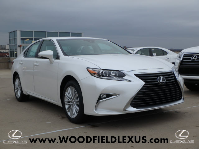 New 2018 Lexus ES 350 Base