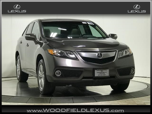 Pre-Owned 2013 Acura RDX w/Tech