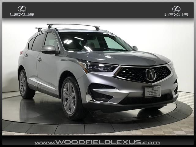 Pre-Owned 2019 Acura RDX SH-AWD w/Advance