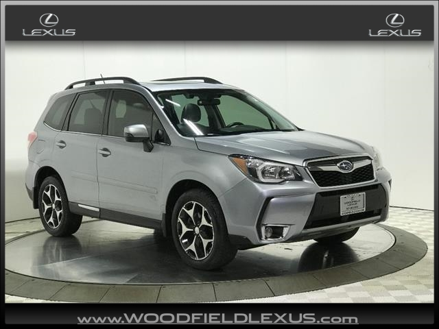 Pre-Owned 2015 Subaru Forester 2.0XT Touring AWD 4dr Wagon