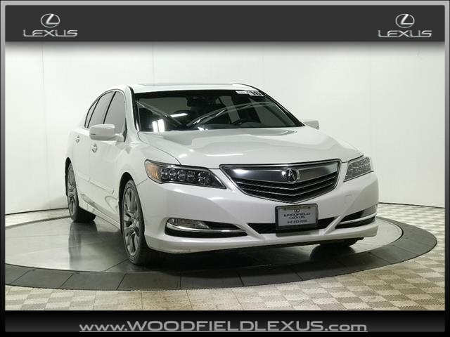 Pre-Owned 2016 Acura RLX w/Tech