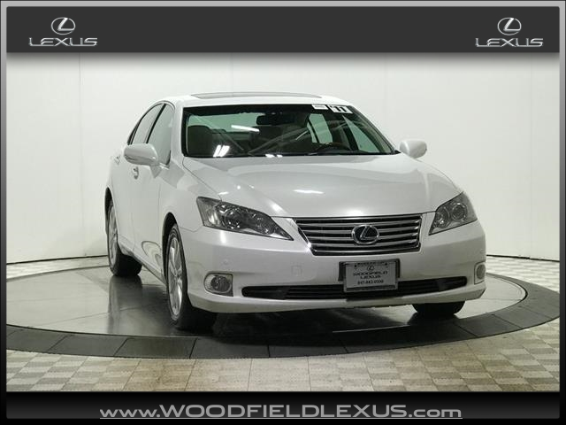 Pre Owned 2011 Lexus ES 350 Base