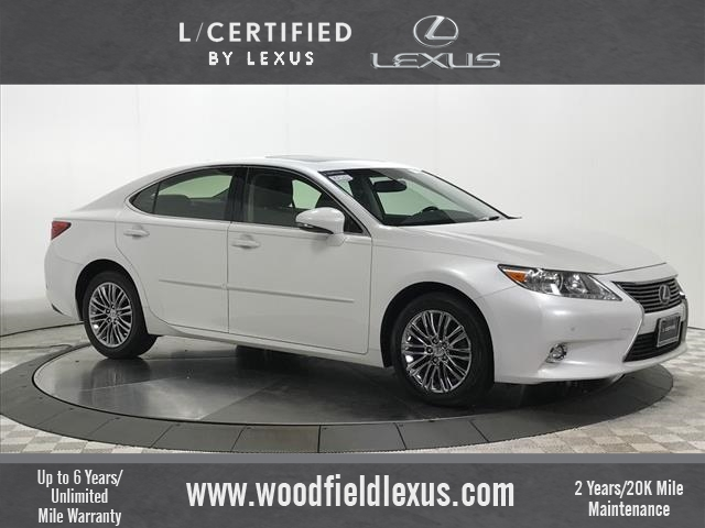 Certified Pre-Owned 2015 Lexus ES 350 LUXURY