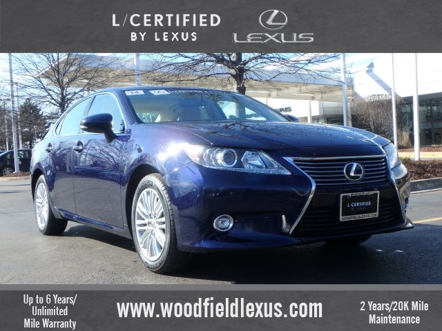 Certified Pre-Owned 2014 Lexus ES 350 Base