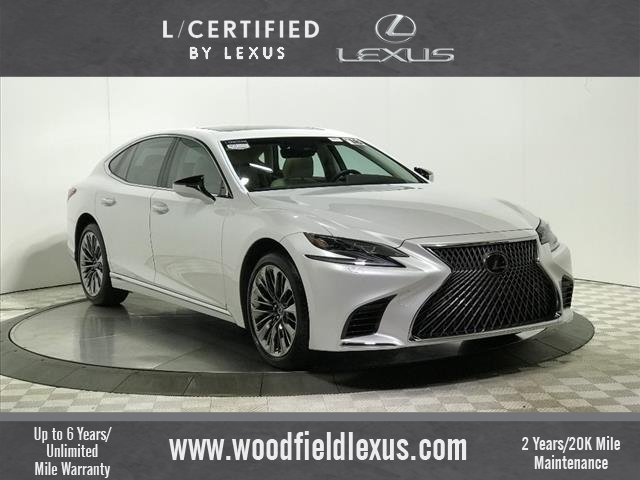 Pre Owned Lexus >> Certified Pre Owned 2018 Lexus Ls 500 Interior Upgrade
