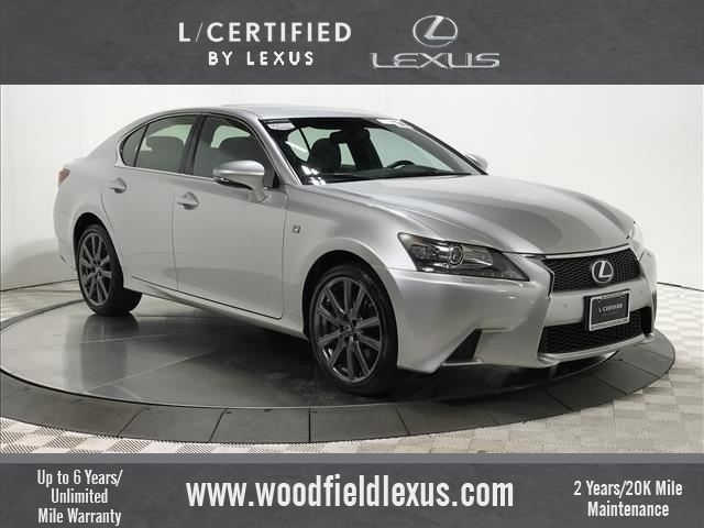 Certified Pre Owned 2014 Lexus GS 350 Base