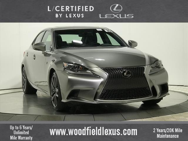 Certified Pre-Owned 2016 Lexus IS 350