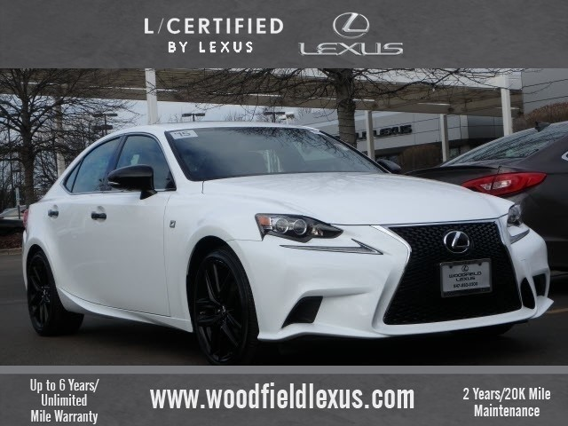 Certified Pre-Owned 2015 Lexus IS 250 Base