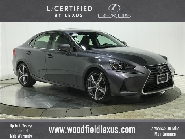 Certified Pre Owned 2017 Lexus Is 300