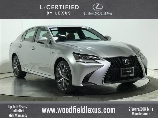Certified Pre Owned 2017 Lexus Gs 350 F Sport