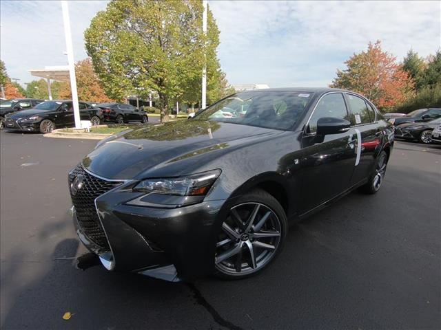 New 2018 Lexus GS 350 F SPORT