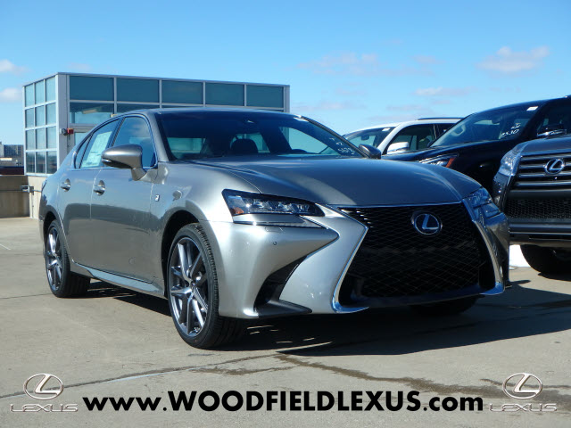 new 2018 lexus gs 350 f sport awd f sport 4dr sedan in. Black Bedroom Furniture Sets. Home Design Ideas