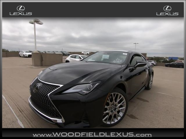 New 2019 Lexus RC 300 AWD AWD 2dr Coupe