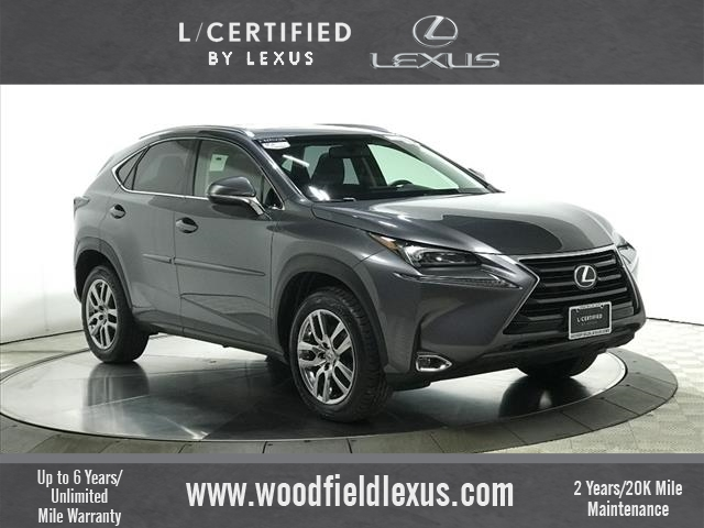 Certified Pre Owned 2017 Lexus Nx 200t Awd Navi