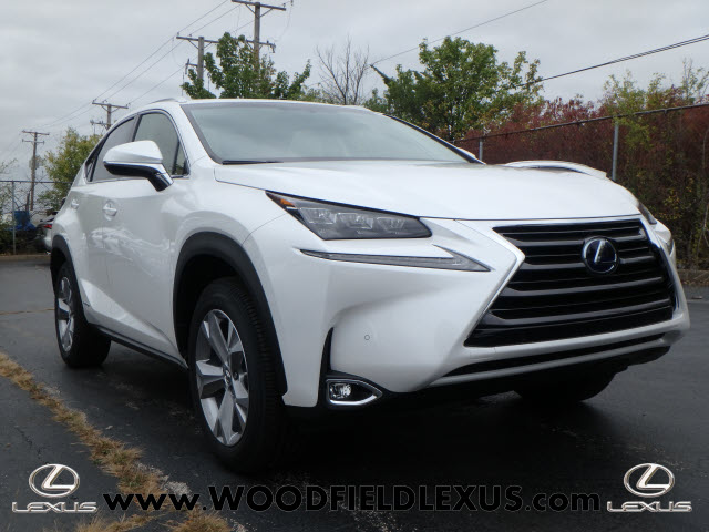 new 2017 lexus nx 300h awd 4dr crossover in schaumburg 171542 woodfield lexus. Black Bedroom Furniture Sets. Home Design Ideas