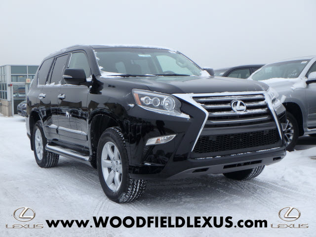 New 2018 Lexus GX 460 Base