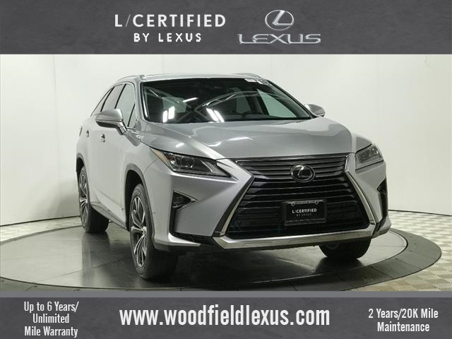 New 2018 Lexus RX 350L Base