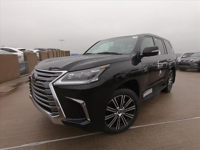 New 2019 Lexus Lx 570 Three Row
