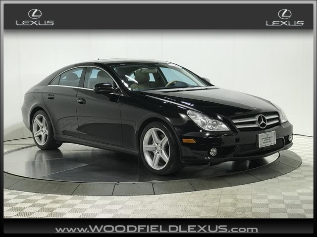 Pre Owned 2011 Mercedes Benz CLS CLS 550