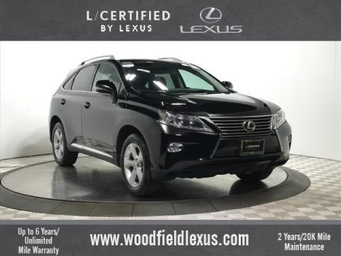 77 Certified Pre-Owned Lexus in Stock | Woodfield Lexus