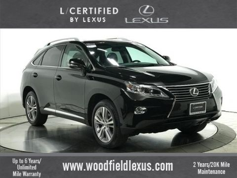 Certified Pre-Owned 2015 Lexus RX 350 4DR AWD
