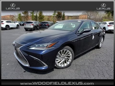 New 2020 Lexus ES 300h Luxury
