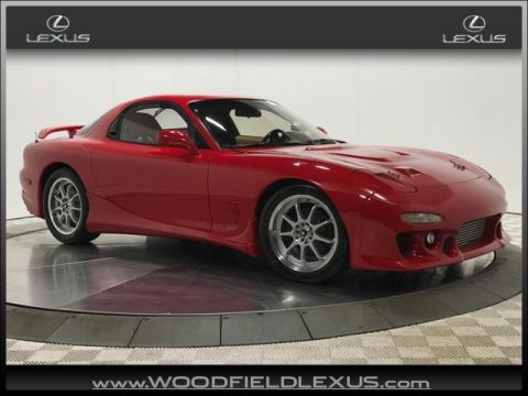 Pre-Owned 1993 Mazda RX-7 Turbo