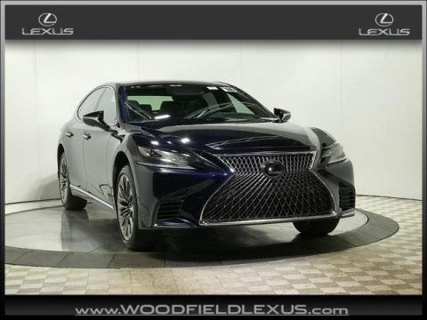 Certified Pre-Owned 2018 Lexus LS 500 LUXURY