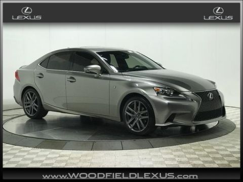 Pre-Owned 2015 Lexus IS 250 F SPORT
