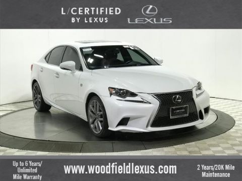 Certified Pre-Owned 2014 Lexus IS 250
