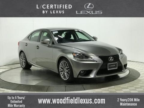 Certified Pre-Owned 2016 Lexus IS 300 Base