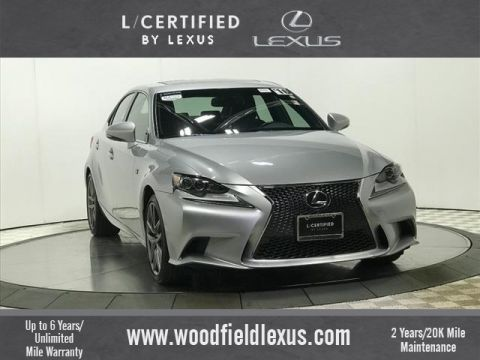 Certified Pre-Owned 2016 Lexus IS 300