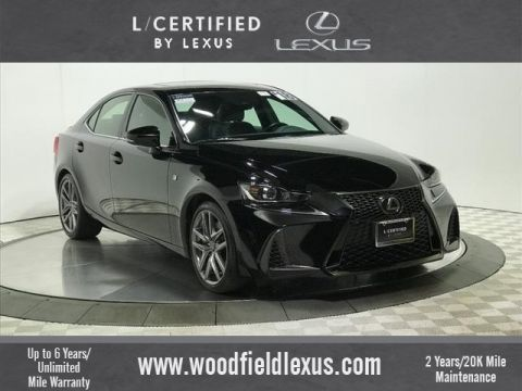 Certified Pre-Owned 2018 Lexus IS 350