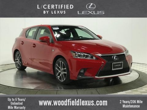 Certified Pre-Owned 2016 Lexus CT 200h